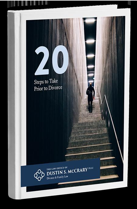 20 Steps to Take Prior to Divorce eBook