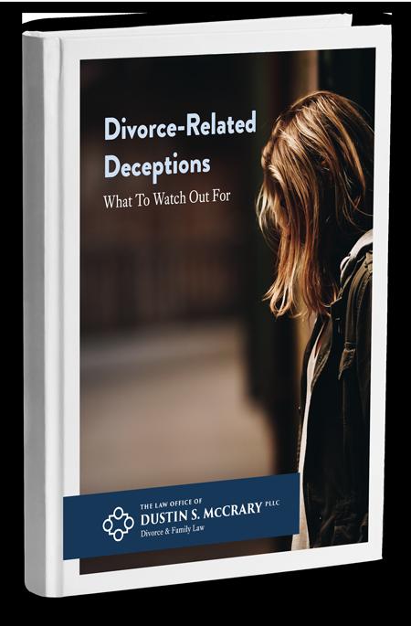 Divorce-Related Deceptions eBook