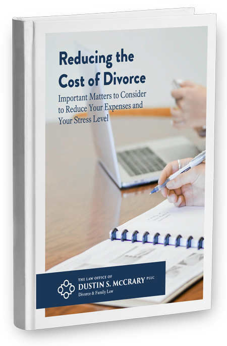 Reducing the Cost of Divorce eBook